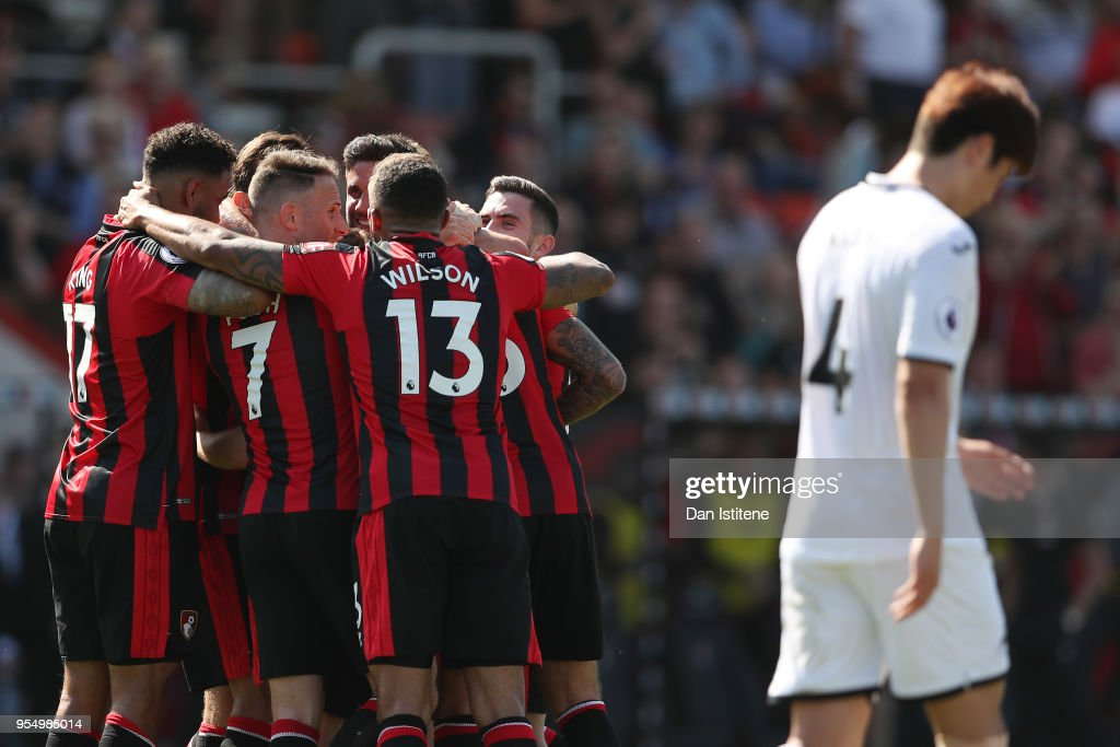 AFC Bournemouth v Swansea City - Premier League : Nachrichtenfoto