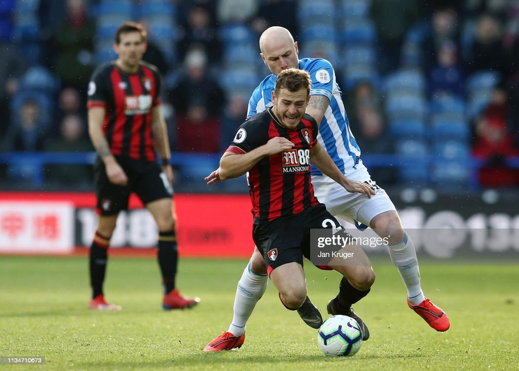 Huddersfield Town v AFC Bournemouth - Premier League : News Photo