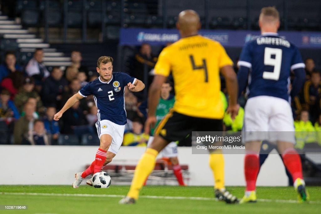 Scotland v Belgium - International Friendly : News Photo