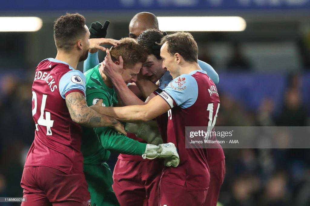 Chelsea FC v West Ham United - Premier League : Nachrichtenfoto