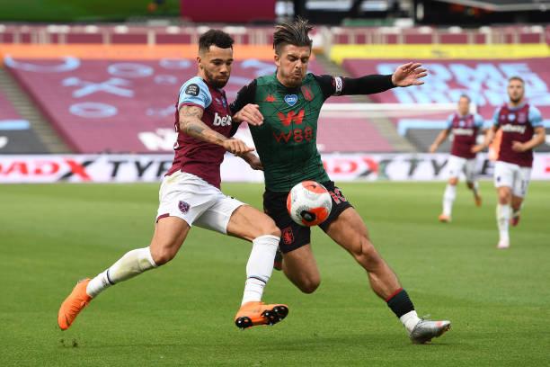 GBR: West Ham United v Aston Villa - Premier League