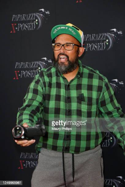 Ryan Fu attends the Premiere of Paparazzi XPosed on June 15 2020 in Los Angeles California