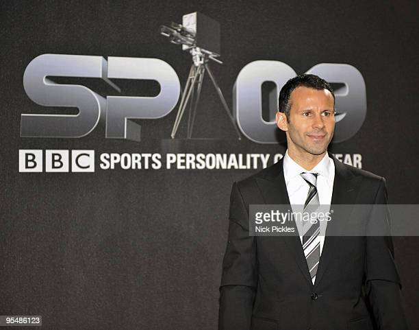 Ryan Giggs attends the BBC Sports Personality Of The Year Awards at Sheffield Arena on December 13 2009 in Sheffield England