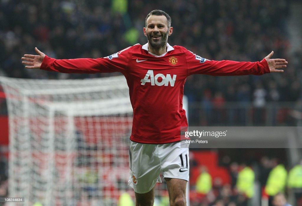 Manchester United v Birmingham City - Premier League : News Photo