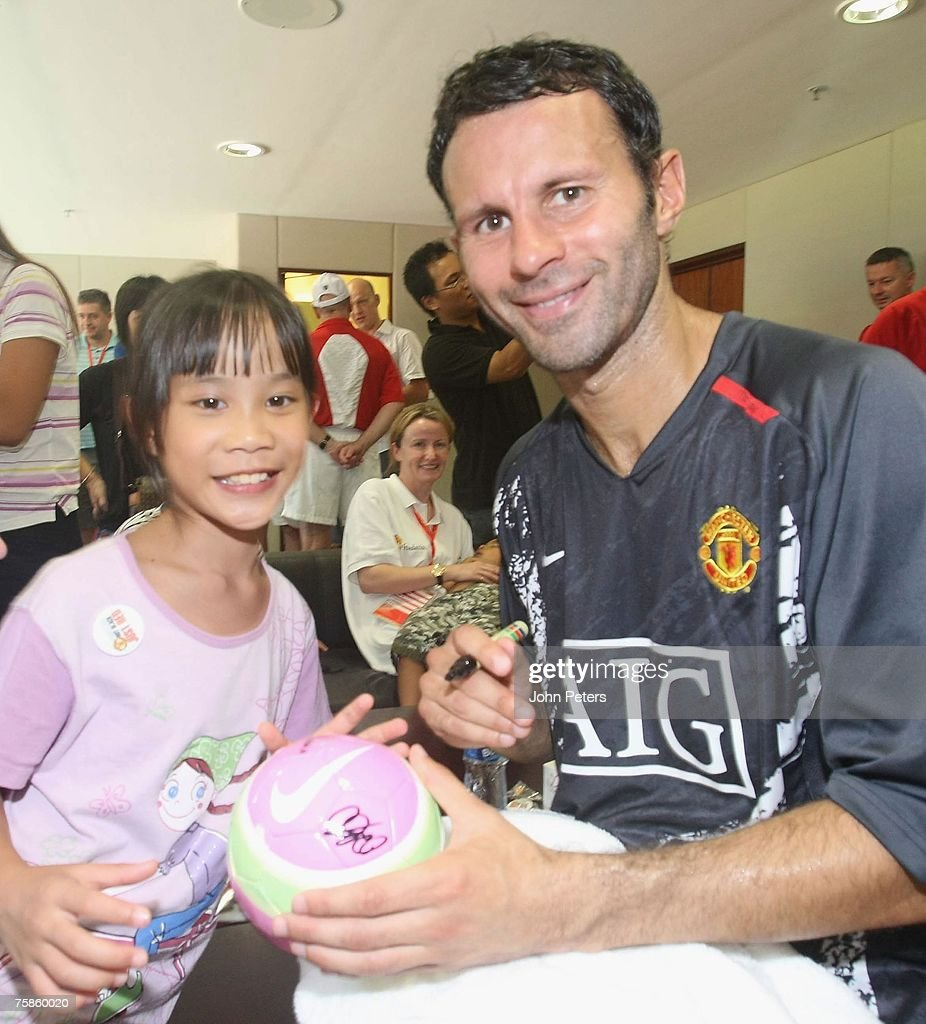 In Profile: Ryan Giggs