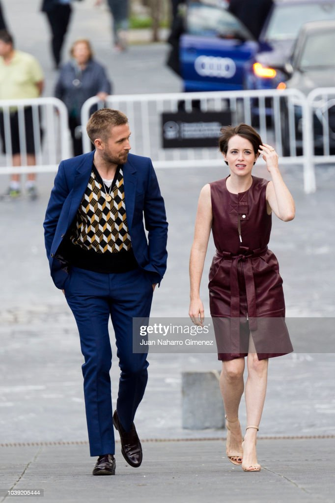 'First Man' Photocall - 66th San Sebastian Film Festival