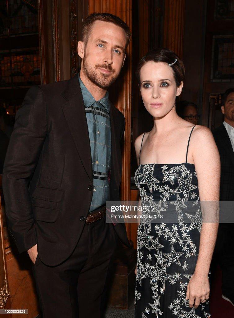 "2018 Toronto International Film Festival - ""First Man"" Premiere - Red Carpet : News Photo"