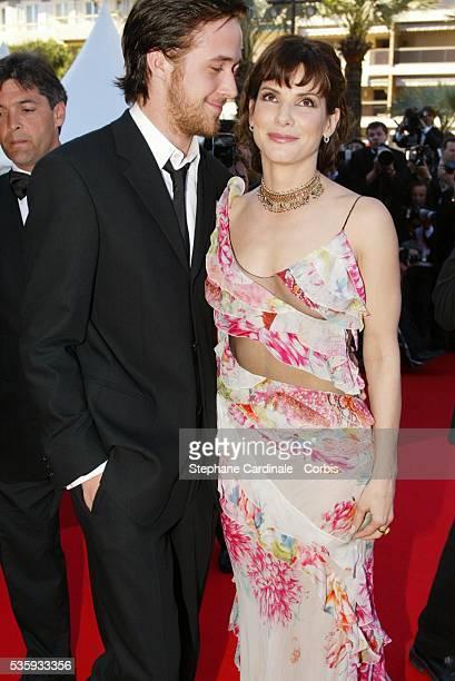 Ryan Gosling and Sandra Bullock