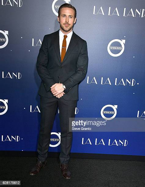 Ryan Gosling arrives at the Premiere Of Lionsgate's La La Land at Mann Village Theatre on December 6 2016 in Westwood California
