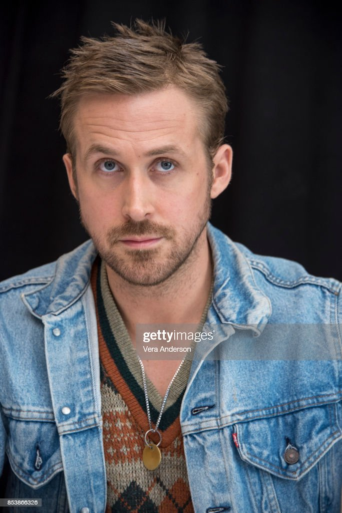 """""""Blade Runner 2049"""" Press Conference : News Photo"""