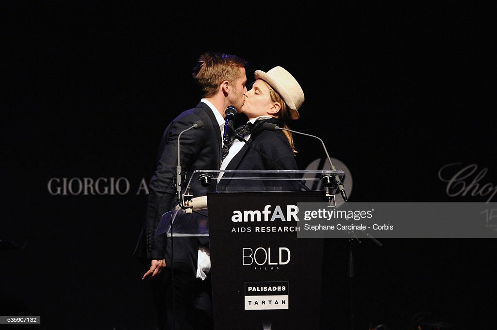 Ryan Gosling attends the '2010 amfAR's Cinema Against AIDS Gala'
