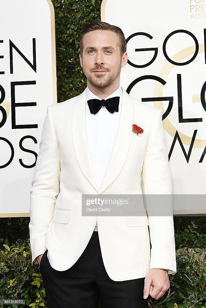 Ryan Gosling attends the 74th Annual Golden Globe Awards - Arrivals at The Beverly Hilton Hotel on January 8, 2017 in Beverly Hills, California.