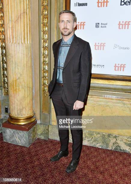 Ryan Gosling attends the First Man premiere during 2018 Toronto International Film Festival at The Elgin on September 10 2018 in Toronto Canada
