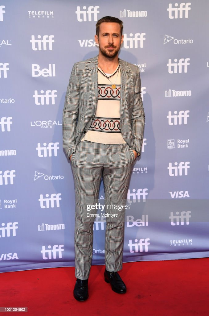 """CAN: 2018 Toronto International Film Festival - """"First Man"""" Press Conference"""