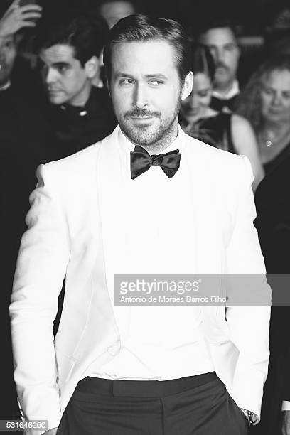 Ryan Gosling attends The Nice Guys' premier The 69th Annual Cannes Film Festival on May 15 2016 in Cannes