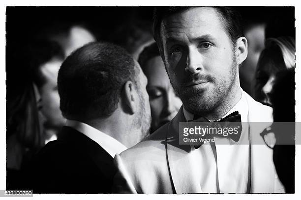 "Ryan Gosling attends ""The Nice Guys"" Premiere during the 69th annual Cannes Film Festival on May, 15th 2016 in Cannes ."