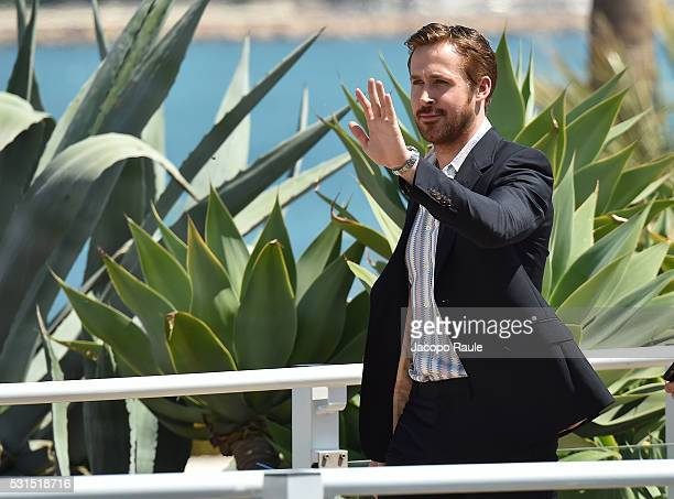 Ryan Gosling is seen during the annual 69th Cannes Film Festival at on May 15 2016 in Cannes France