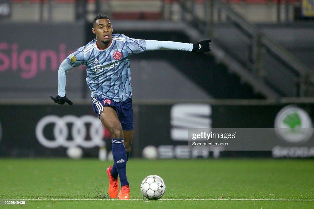 FC Emmen v Ajax - Dutch Eredivisie : News Photo