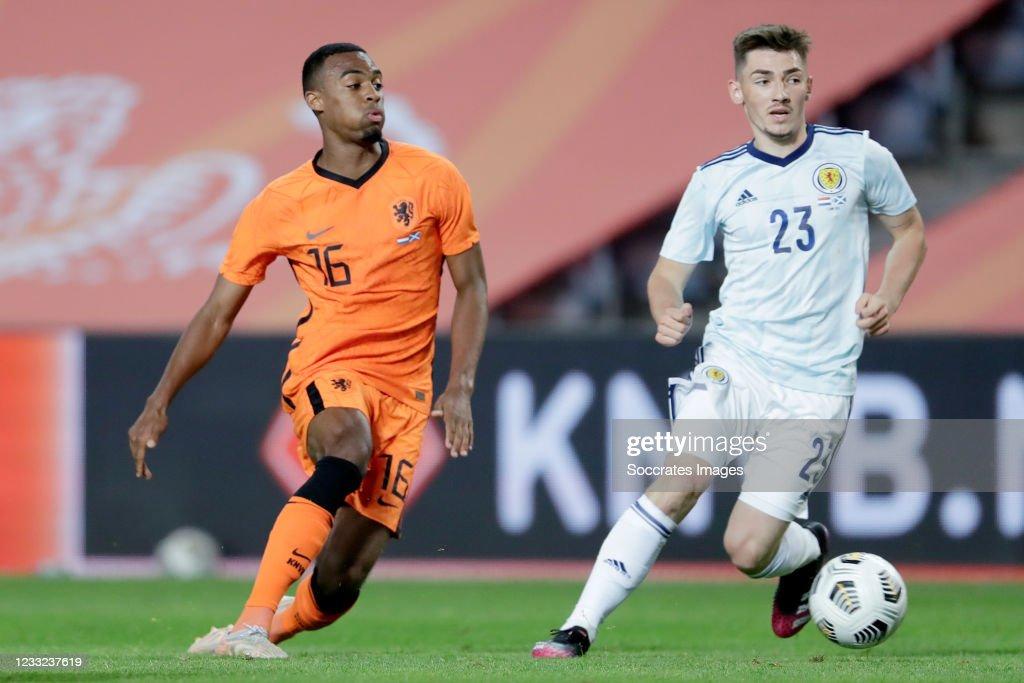 Holland  v Scotland  -International Friendly : News Photo