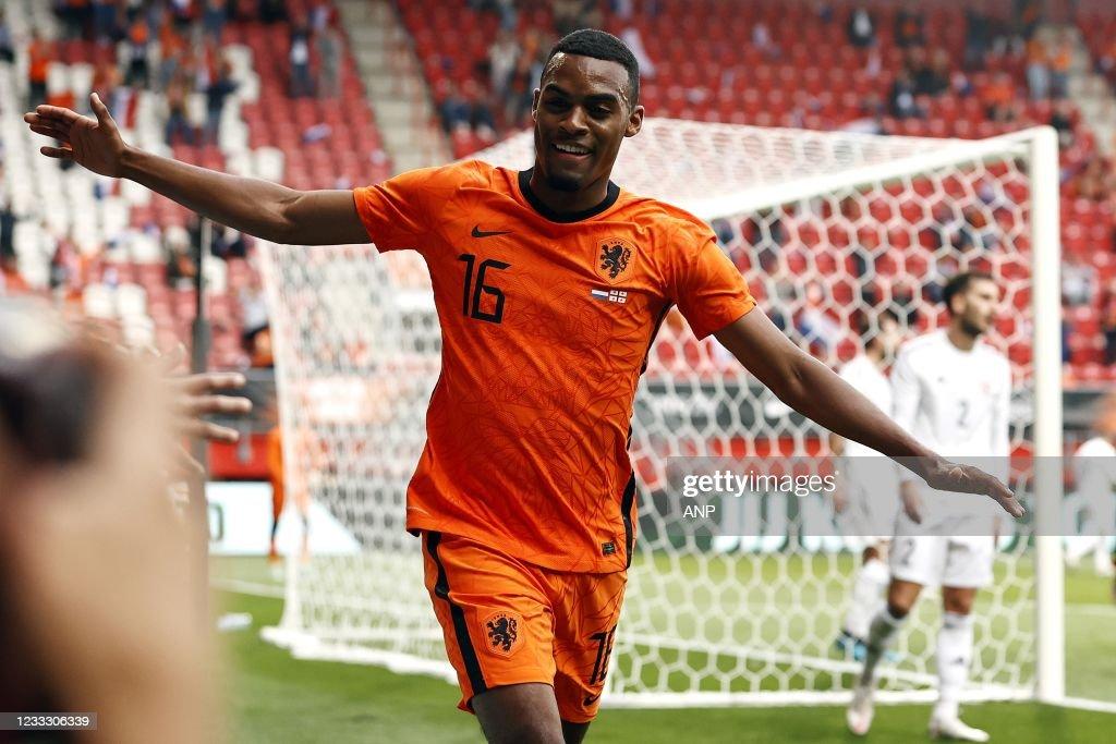 "International friendly match""The Netherlands v Georgie"" : News Photo"
