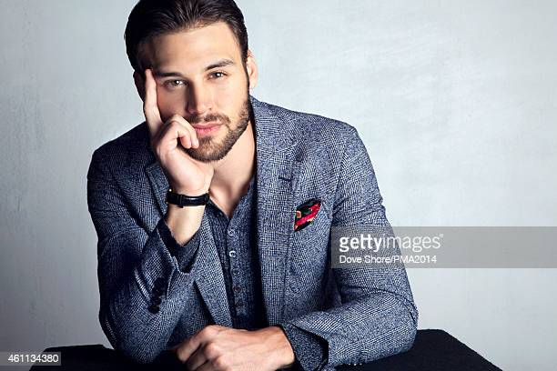Ryan Guzman is photographed at the at the 2014 PEOPLE Magazine Awards on December 18 2014 in Los Angeles California