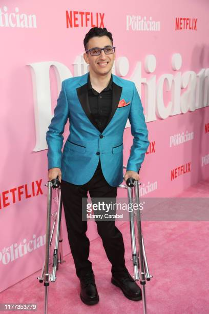 """Ryan Haddad attends """"The Politician"""" New York Premiere at DGA Theater on September 26, 2019 in New York City."""