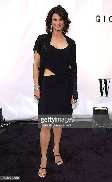 Ryan Haddon during Giorgio Armani Receives First Rodeo Drive Walk Of Style Award at Rodeo Drive in Beverly Hills California United States