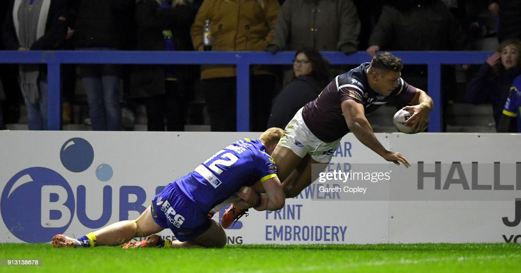 Warrington Wolves vs Leeds Rhinos - Betfred Super League