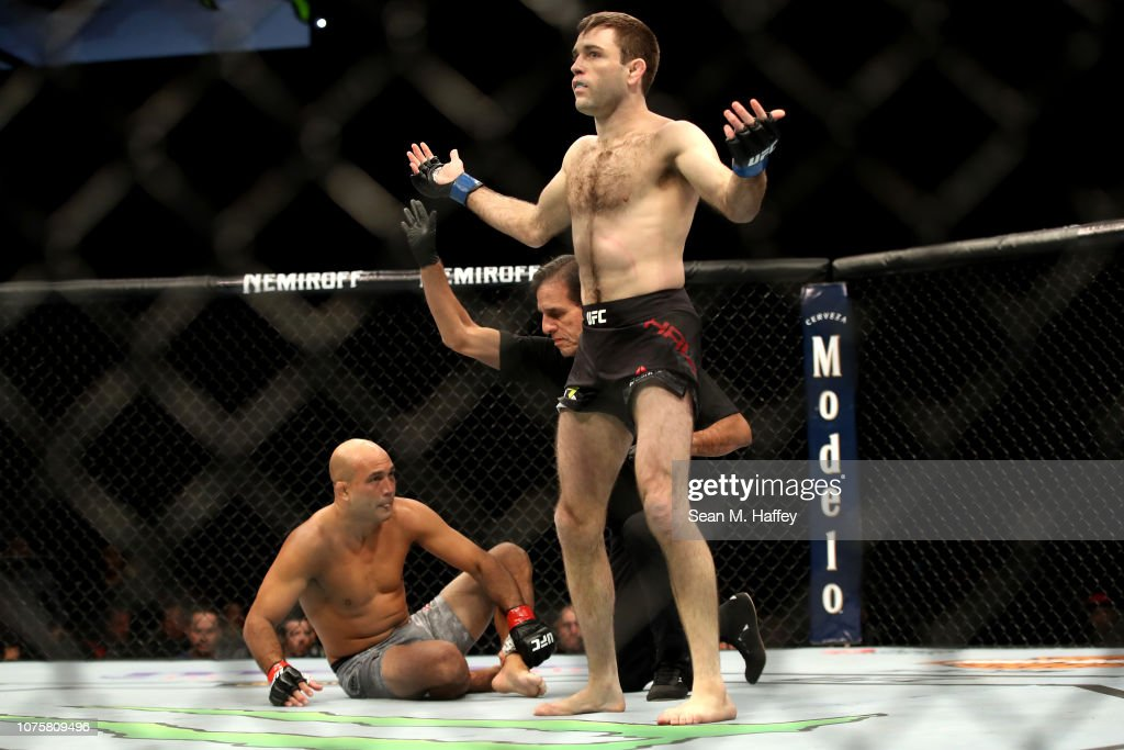 UFC 232 Jones v Gustafsson 2 : News Photo
