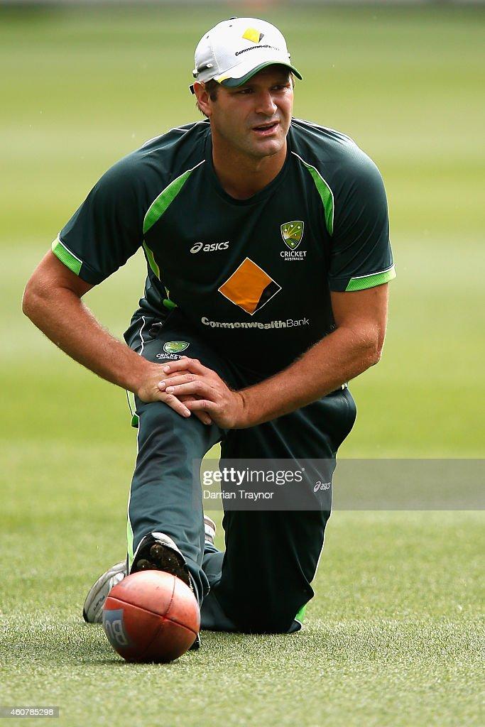 Australian Training Session