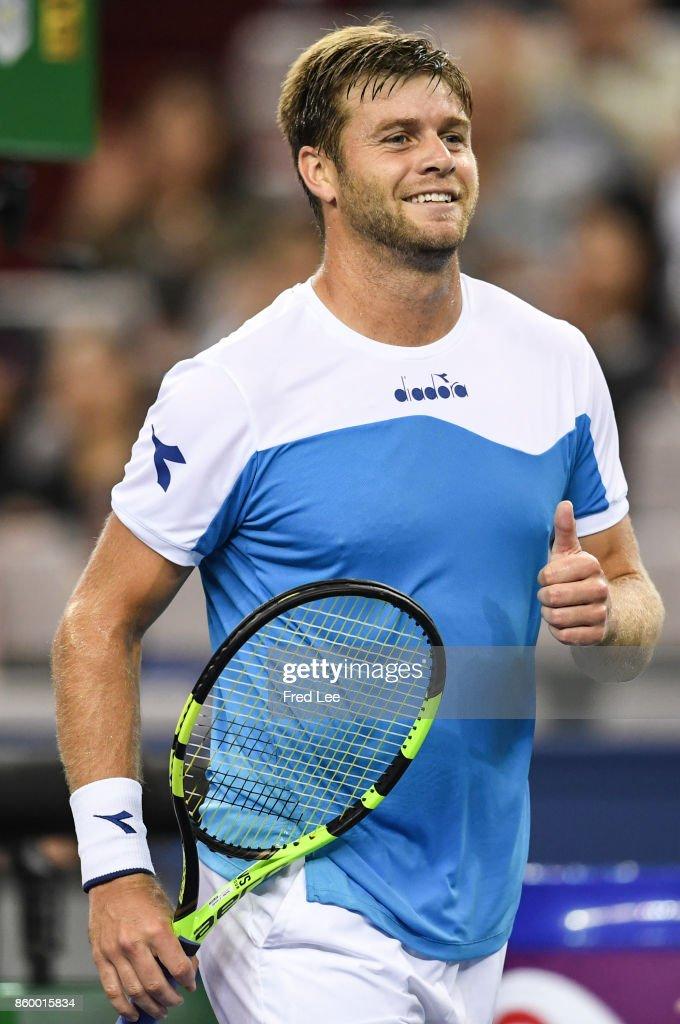 2017 ATP 1000 Shanghai Rolex Masters - Day 4