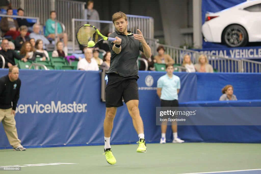 TENNIS: FEB 15 ATP Memphis Open : News Photo