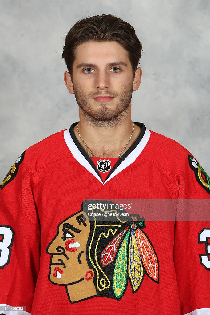 Chicago Blackhawks Headshots