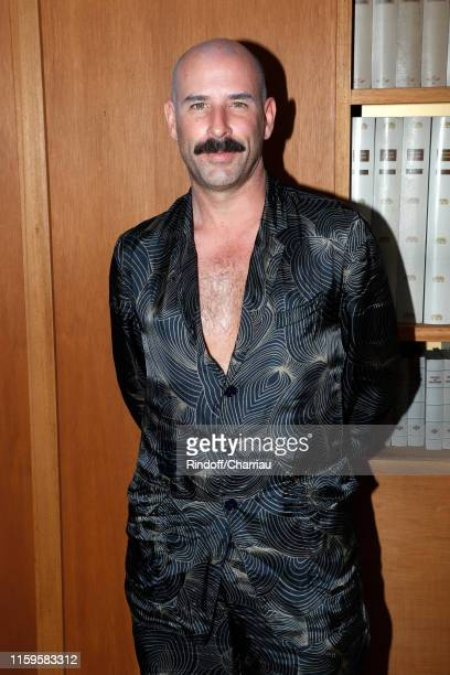 Ryan Heffington attends the Chanel Haute Couture Fall/Winter 2019 2020 show as part of Paris Fashion Week on July 02, 2019 in Paris, France.