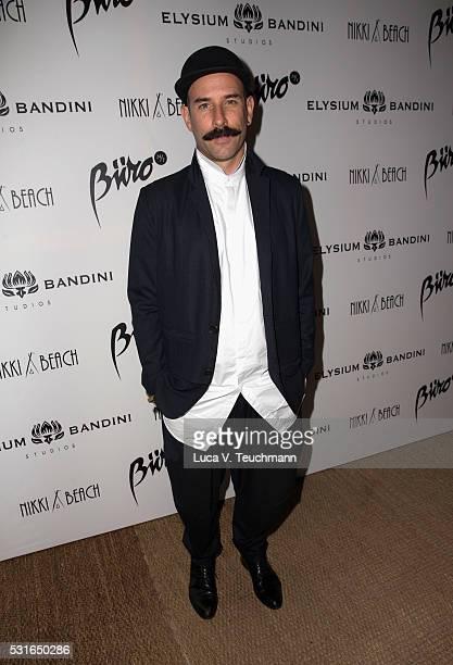 Ryan Heffington attends Tim Headington & Elysium Bandini Present The 8th Annual PARADIS Benefitting The Art of Elysium during the 69th Annual Cannes...