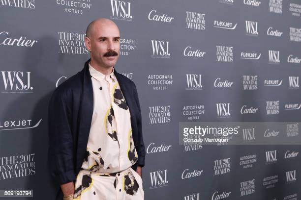 Ryan Heffington during the WSJ Magazine 2017 Innovator Awards at Museum of Modern Art on November 1, 2017 in New York City.