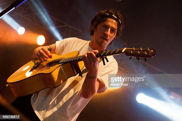 Ryan Hennessy of Picture This performs at Electric Picnic at Stradbally Hall Estate on September 4, 2016 in Dublin, Ireland.