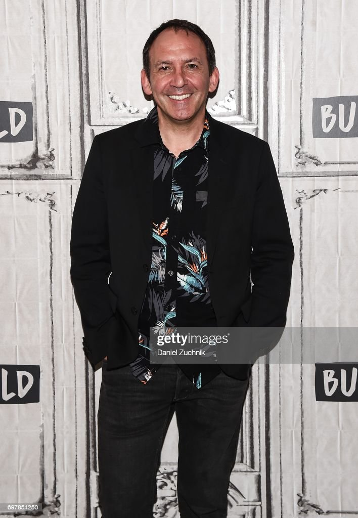 Ryan Henning attends the Build Series to discuss the new comedy special 'The Comedians' Comedian's Comedians' at Build Studio on June 19, 2017 in New York City.