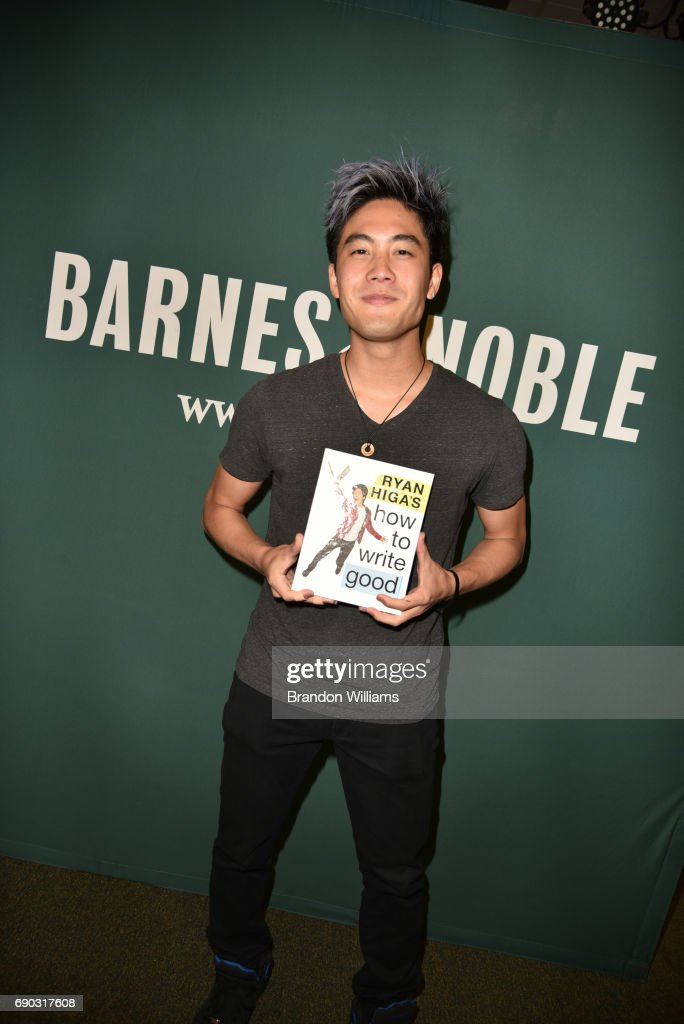 Ryan higa photos pictures of ryan higa getty images ryan higa poses for pictures during the celebration of the release of his book m4hsunfo