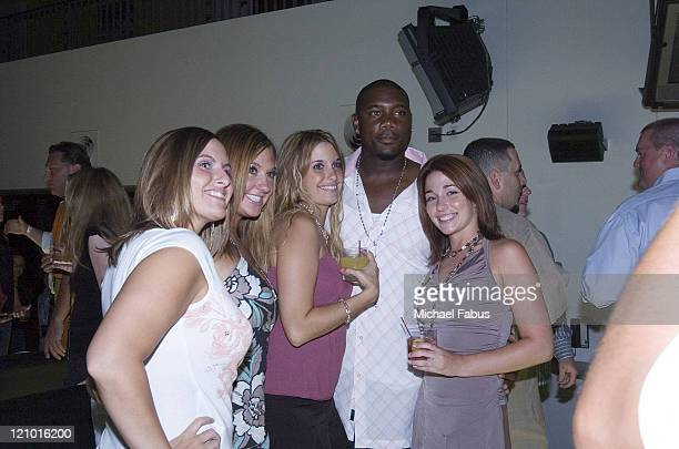 Ryan Howard and guests during '33 Club Party' Hosted by David Wright and Presented by MLBcom at Heinz Field in Pittsburgh Pennsylvania United States