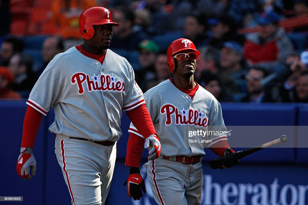 Philadelphia Phillies v New York Mets : ニュース写真