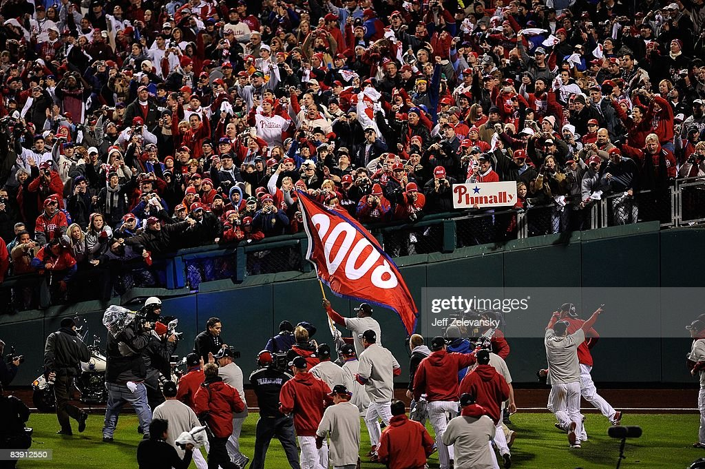 World Series: Tampa Bay Rays v Philadelphia Phillies, Game 5 : News Photo