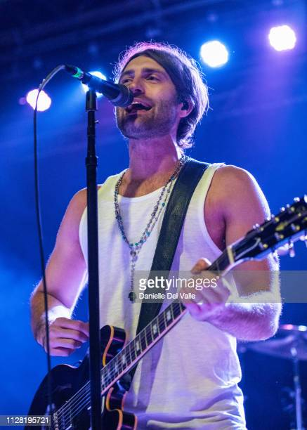 Ryan Hurd performs onstage at Exit In on February 28 2019 in Nashville Tennessee