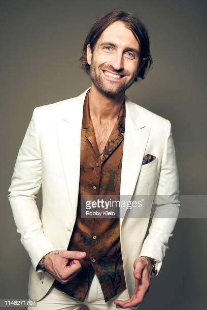 Ryan Hurd poses for a portrait during the 2019 CMT Music Awards at Bridgestone Arena on June 05 2019 in Nashville Tennessee