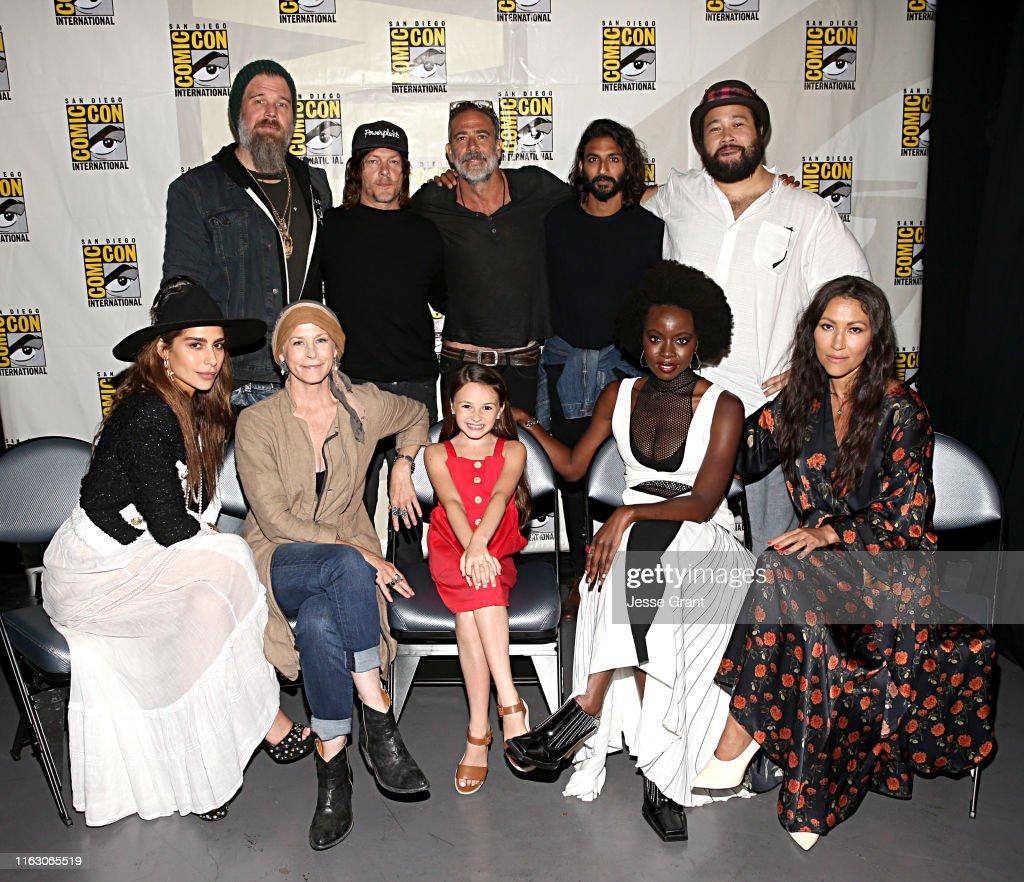 AMC At Comic Con 2019 - Day 1 : News Photo