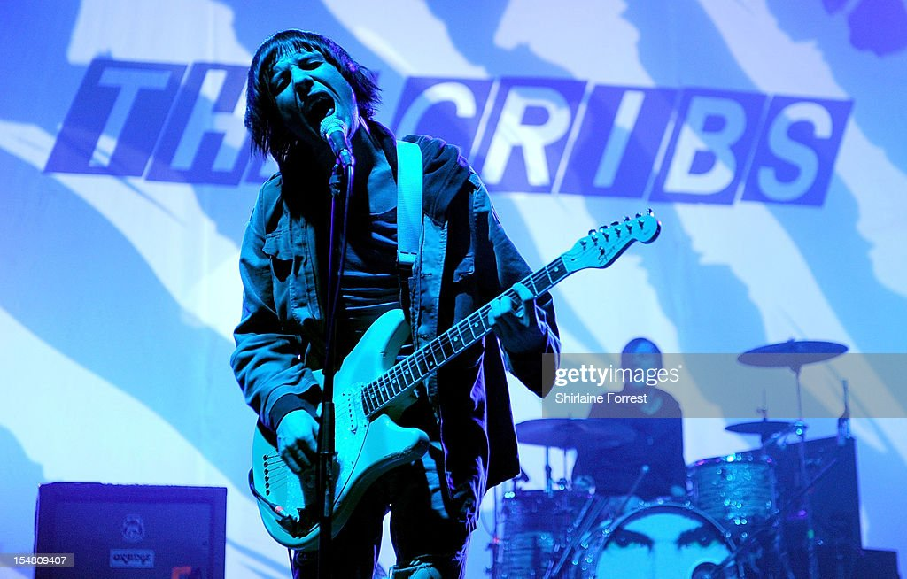 The Cribs Perform At Manchester Apollo