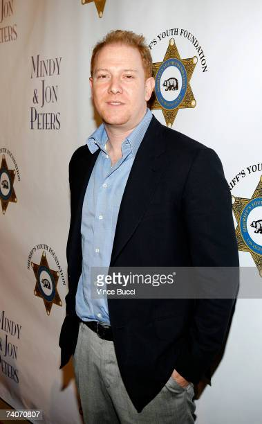 Ryan Kavanaugh CEO Relativity Media attends the Los Angeles County Sheriff's Youth Foundation's annual Salute To Youth benefit dinner honoring...