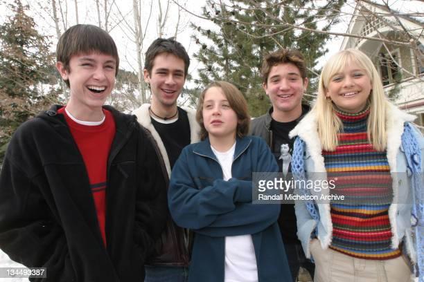 Ryan Kelley, Scott Mechlowicz, Rory Culkin, Trevor Morgan, and Carly Schroeder