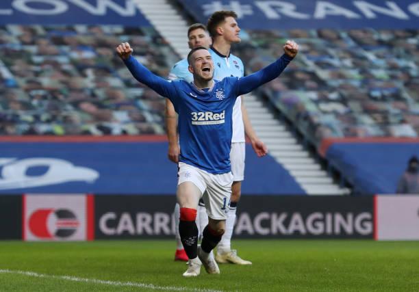 GBR: Rangers v Ross County - Ladbrokes Scottish Premiership
