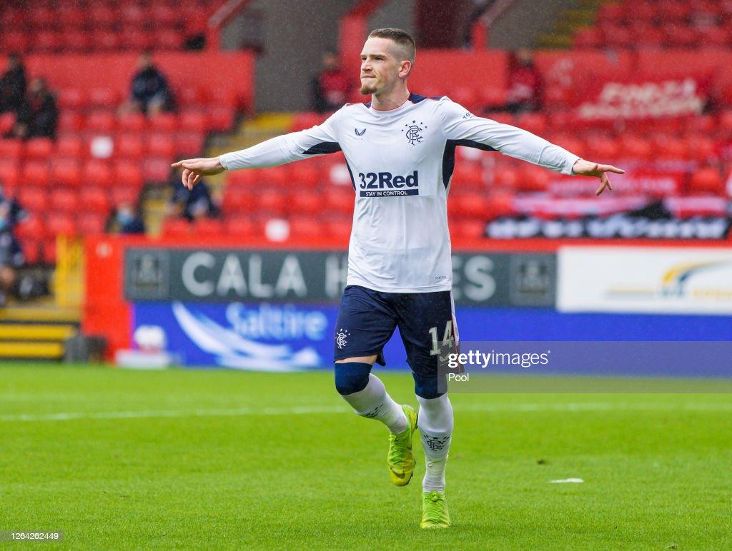 Aberdeen v Rangers - Ladbrokes Scottish Premiership : News Photo